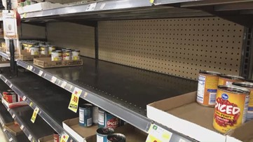 Here's why you shouldn't panic about having enough groceries