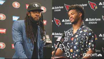 49ers cornerback Richard Sherman drags Kyler Murray into rant about Jimmy Garoppolo