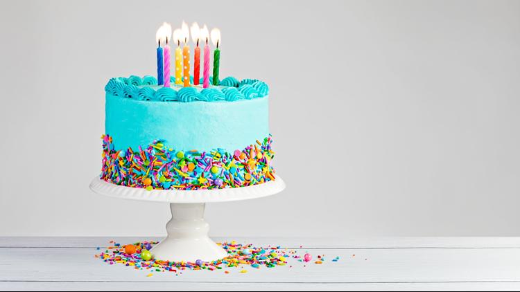 Astonishing Stranger Pays For Arizona Girls Birthday Cake In Memory Of Her Birthday Cards Printable Inklcafe Filternl