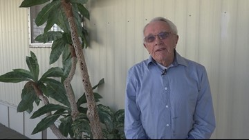 'I'd like to travel with somebody' | 90-year-old man needs a travel companion