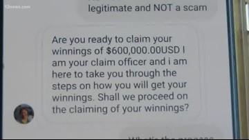 Phoenix woman warns about Instagram scam