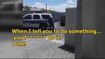 Family involved in viral video call Phoenix police and mayor apologies 'sham,' plan protests