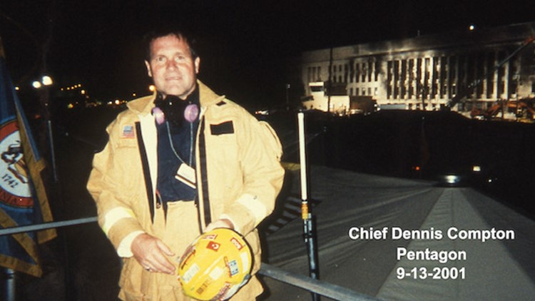 'I was looking right at it' | Former Mesa Fire Chief witnessed 9/11 Pentagon attack