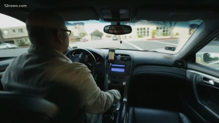 How can you protect yourself in dangerous rideshare situations?