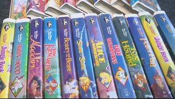 Vintage Disney VHS tapes listed for big bucks online, but are they worth it?