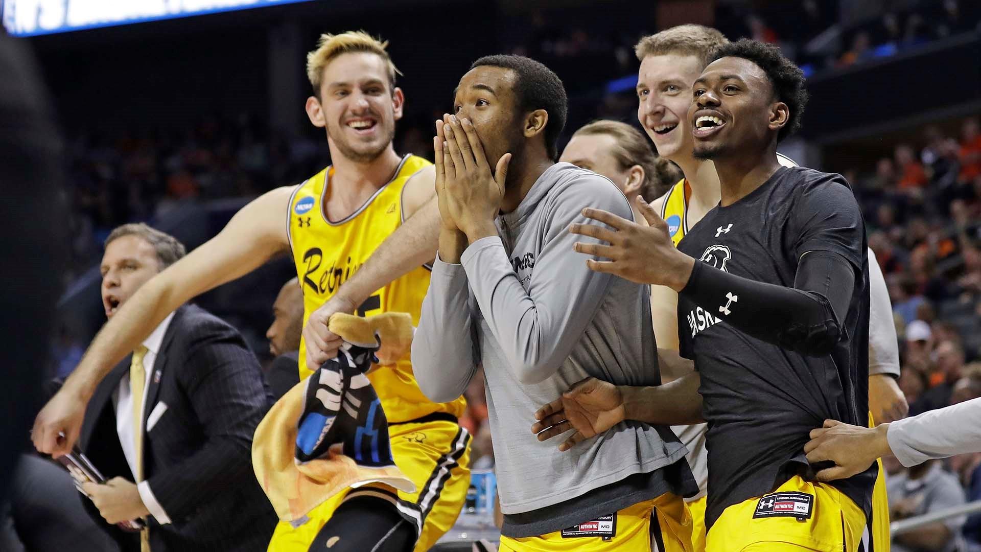 Biggest upsets in March Madness history