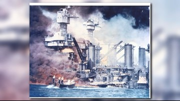 The prelude to the attack on Pearl Harbor
