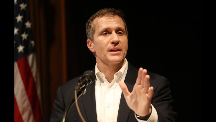 David Humphreys releases statement on Greitens allegations