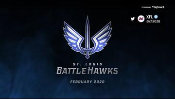 St. Louis' XFL team will be the BattleHawks