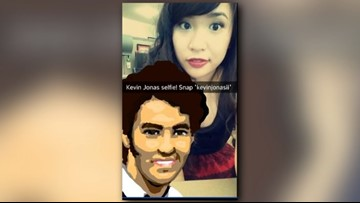 Arkansas 28-year-old making big bucks for Snapchat masterpieces