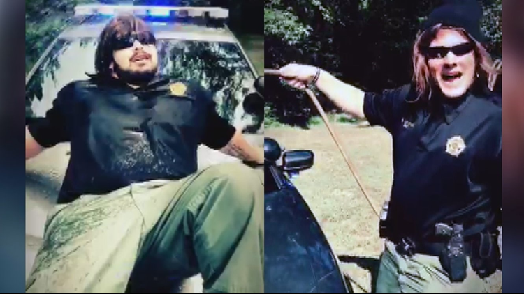 Dallas County deputies take lip-sync challenge to the next level