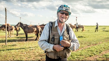 Boise man, 70, becomes oldest horseman to win the Mongol Derby