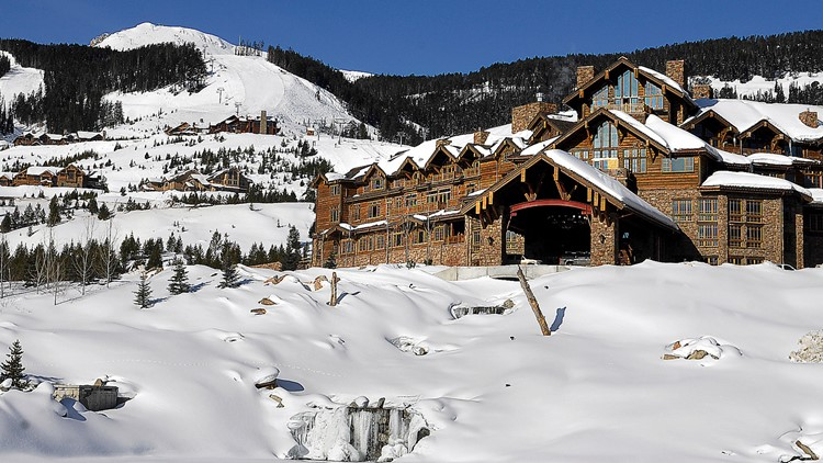 Don't eat the Yellowstone snow: Elite ski resort aims to turn sewage into powder
