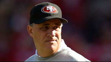 Broncos' head coach search moves to Vic Fangio