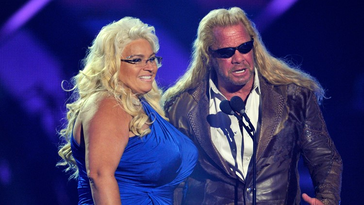 Wife of Dog the Bounty Hunter in medically-induced coma