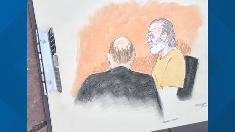 Robert Dear federal court December 2019
