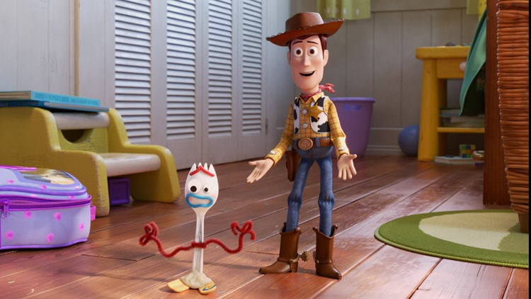 'Toy Story 4' opens with a big $118M