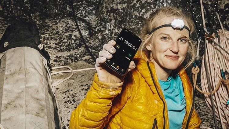 Colorado native free climbs Yosemite's El Capitan in less than one day