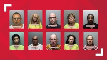 Northern Colorado methamphetamine, heroin, fentanyl drug trafficking organization dismantled