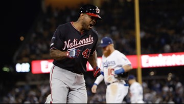 10th inning grand slam knocks 106-win Dodgers out of playoffs