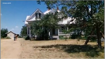 Dine inside the original home featured in 'Texas Chainsaw Massacre' in Kingsland