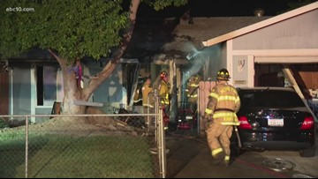 Daily Blend: 3 rescued after Rancho Cordova house fire