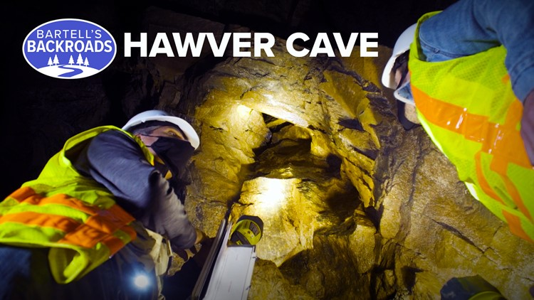 Cave creatures of the Auburn State Recreation Area | Bartell's Backroads