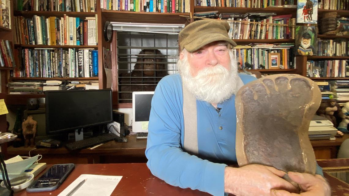 Bigfoot Discovery Museum offers all the evidence you need to believe | Bartell's Backroads
