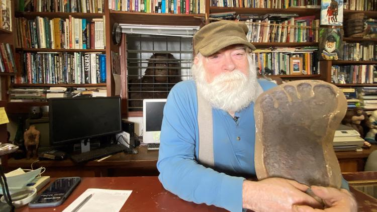 Bigfoot Discovery Museum offers all the evidence you need to believe   Bartell's Backroads