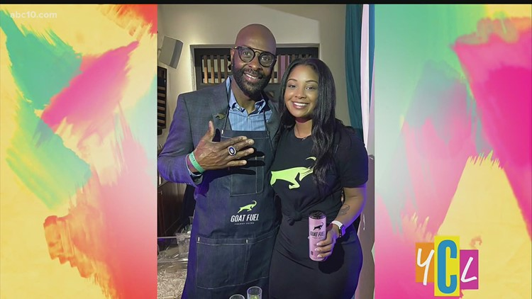 First All-Black-Owned Beverage Company with an Energy Drink