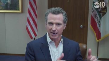 California Gov. Gavin Newsom Q&A   RAW