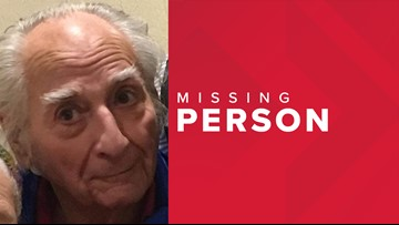 El Dorado County Sheriff searching for missing 86-year-old man