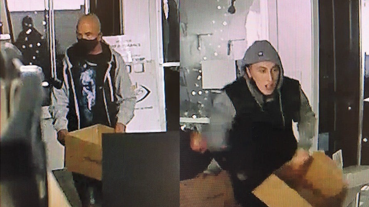 Davis police searching for suspects who stole thousands in July 4 break-in