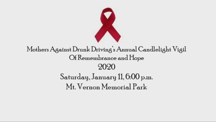 Happening Saturday: Local families remember DUI victims