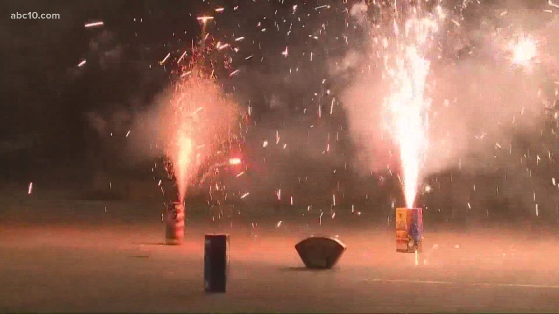Verify: Is there a difference in air quality depending on the fireworks display?