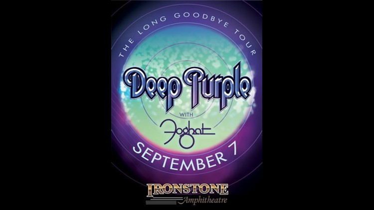 Rock out with Deep Purple - Enter to win tickets!!!