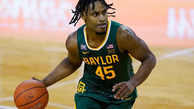 NBA Draft 2021: Sacramento Kings select Davion Mitchell ninth overall