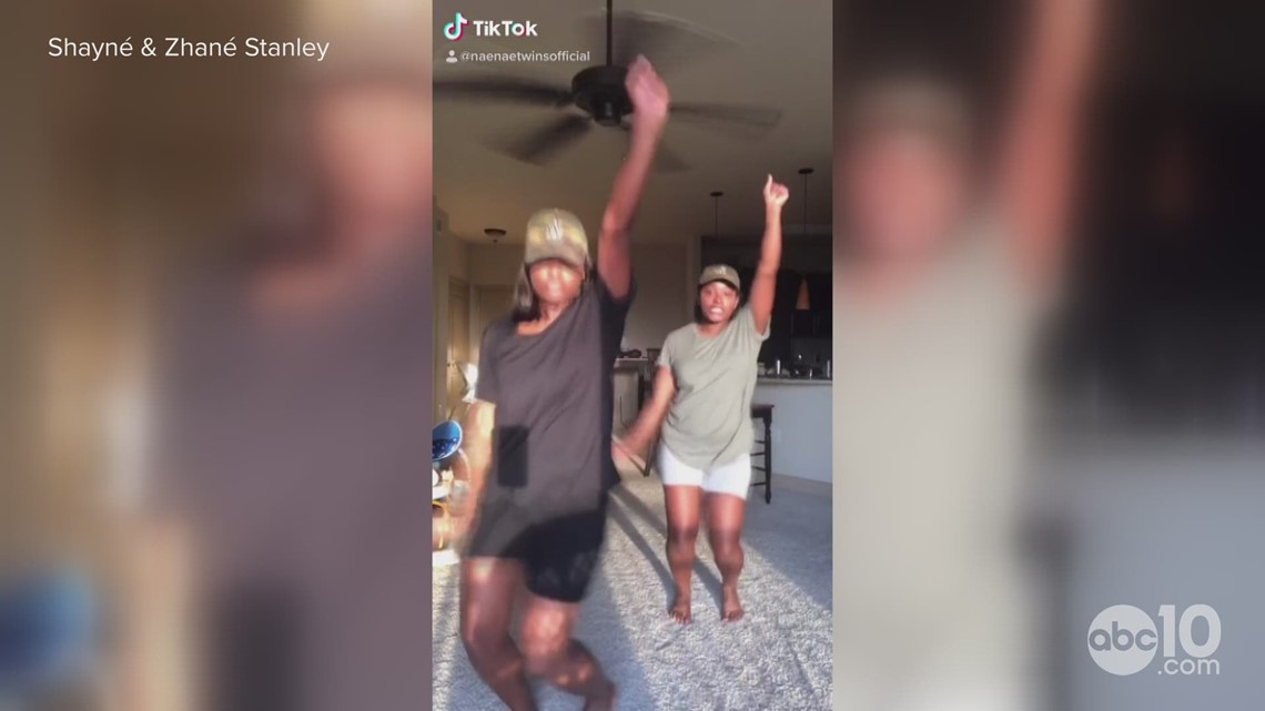 Dancing Nae Nae Twins from Elk Grove go viral with