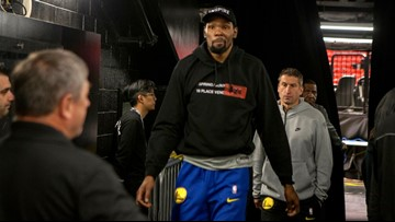 Warriors say Kevin Durant will play in Game 5