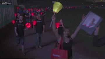 'Light the Night Walk' in West Sacramento brings community together, raises money