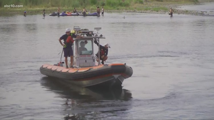 Body of man missing in American River near Rancho Cordova found | Update