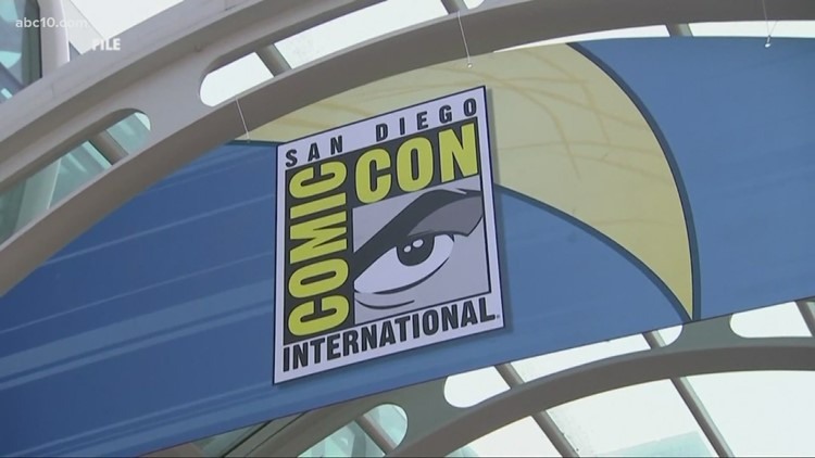 San Diego Comic-Con goes virtual again | Entertainment News