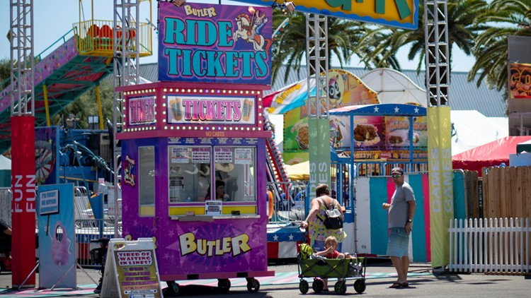 For the first time in 10 years, no one was arrested during the California State Fair opening weekend