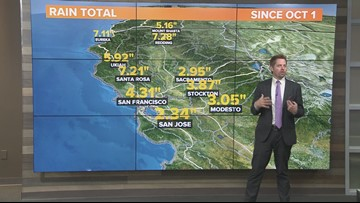 Local afternoon weather: Dec. 14, 2018