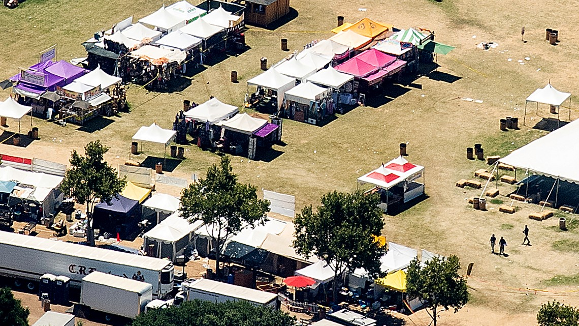 Lawsuit: Security lacking at Gilroy Garlic festival shooting