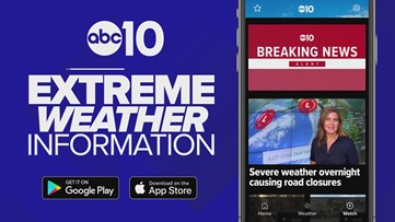 ABC10 App: Download for weather alerts