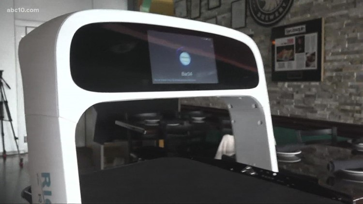 This Stockton restaurant hired a robot after confronted with