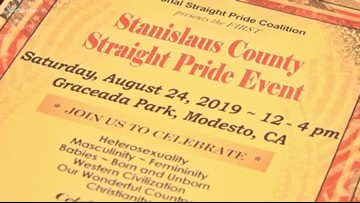 How Modesto is preparing for a possible 'Straight Pride' event