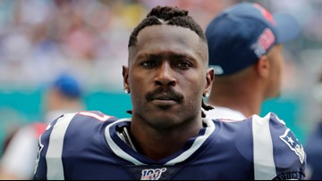 Antonio Brown's fall as fast as his rise in NFL