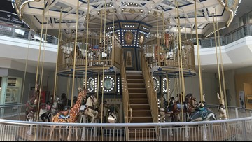 Solano Town Center doing away with beloved Fun Time Carousel